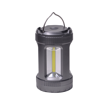 High Power Hanging Outdoor Lights Portable 3AA Battery Operated Tent Lamp 4*1W COB LED Camping Lantern For Camping Hiking