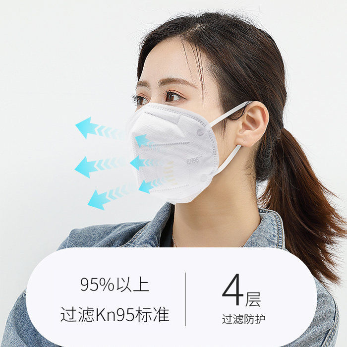Cheap price Safety Certification masks n95 face mask disposable surgical ffp2 dust mask n95 mask making machine