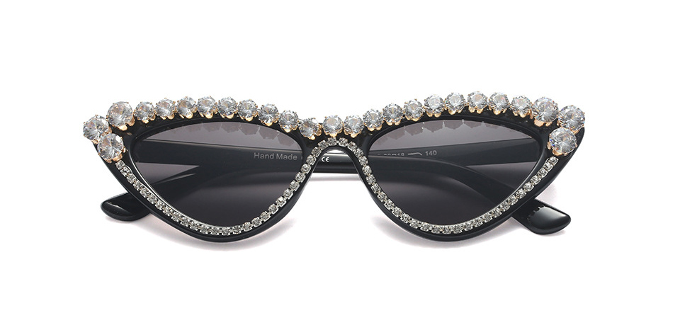 Fuqian women round sunglasses women Suppliers for women-5