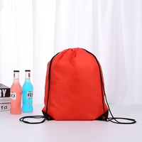 Drawstring bag backpack drawstring sports bag backpack