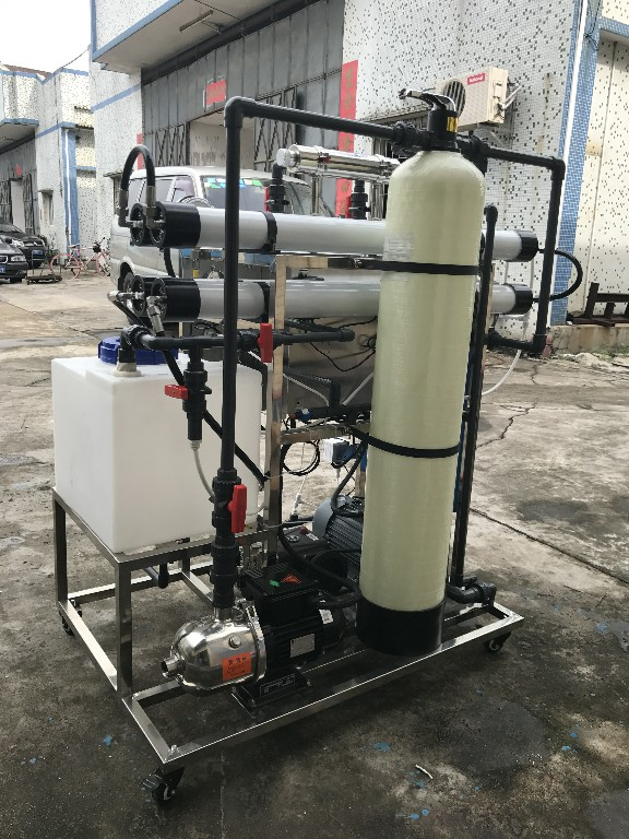 product-Ocpuritech-200lphDesalinator Brackish Seawater Sea Water Desalination Machine Ro Reverse Osm