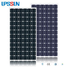 Upssun China wasserdichte 370W mono zelle solar panel modul für home syatem kit