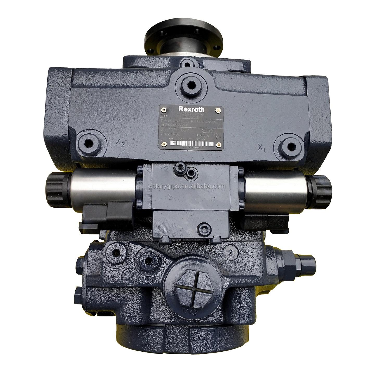 Hydromatik A4VTG71 A4VTG90 Rexroth Axial Piston Concrete Mixer Pump
