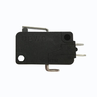 Miniature on off 16(4)a 250vac u 5e4 25t125 micro switch