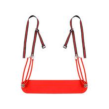 Тянущаяся полоса сопротивления для помещений, горизонтальная планка, тренировочная эластичная веревка или двойная ручка, WHShopping(Китай)