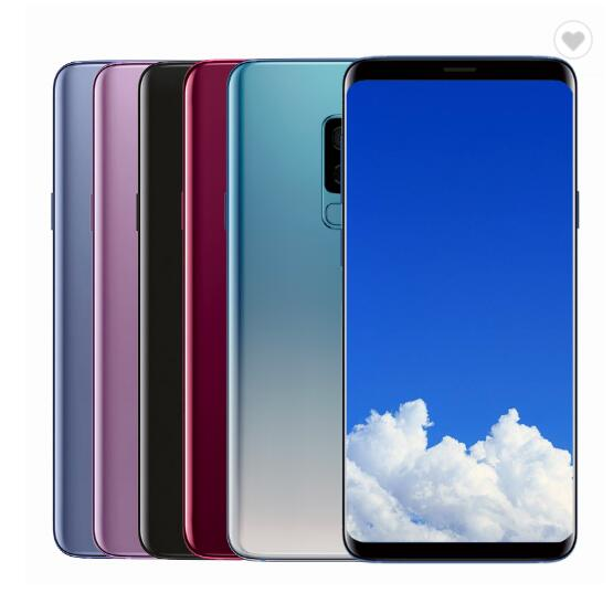Handy S9 + Android 4G Handy S9 Smartphone S9 Plus 64GB wifi bluetooth