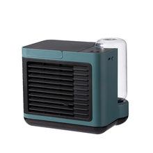 Охладитель воздуха с USB, мини-вентилятор для личного пространства, охлаждающий воду, кондиционер, вентилятор, устройство для домашнего офис...(Китай)