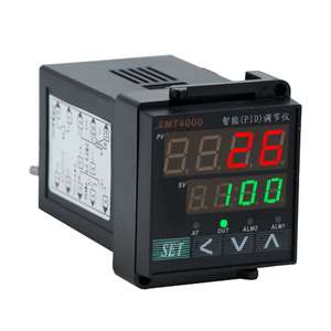 channel multiple alarm points process control temperature controller xmte