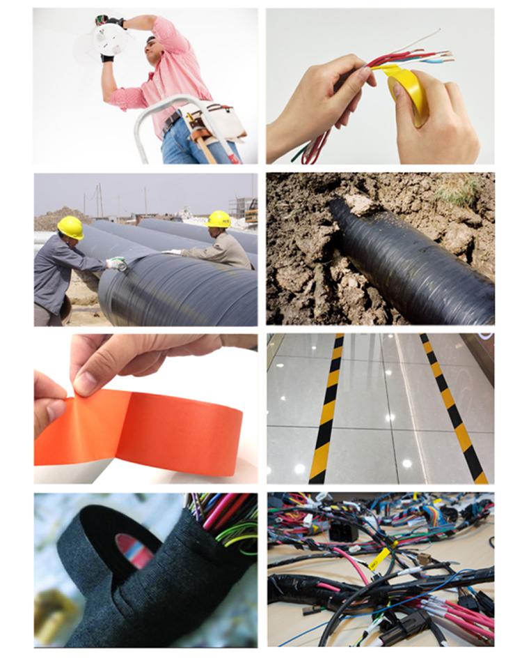 marking tape floor self adhesive flooring tape