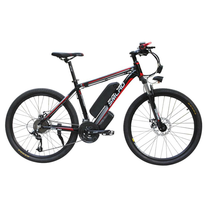 29 inch mountain electric bike 48V 500W ebike lithium battery electric bicycle