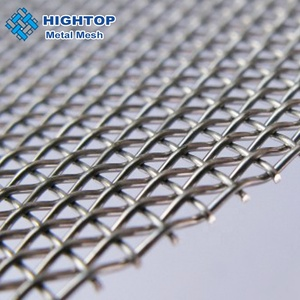 2205 2207 super duplex stainless steel crimped wire mesh Exporter ISO9001