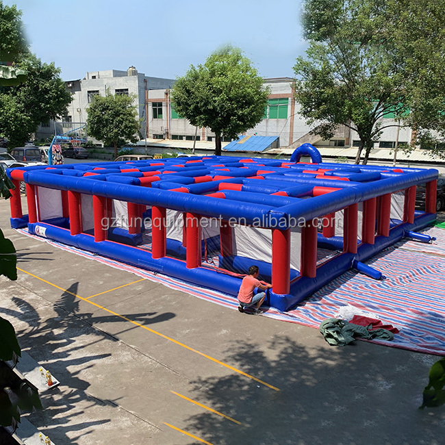 Inflatable Maze inflatables fun house maze For Sale