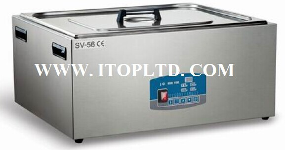 SV-56 Commercial  Sous vide water bath machine slow cooker