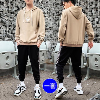 2019 Hot Sale OEM Design Blank Sport Suits Jogging Suits for Men