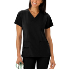 Nurse Designer Nurse Scrubs High Quality Hospital Uniforms Sets Short Sleeve Jogger Figs Designer Custom Nurse Scrubs Uniform With Logo