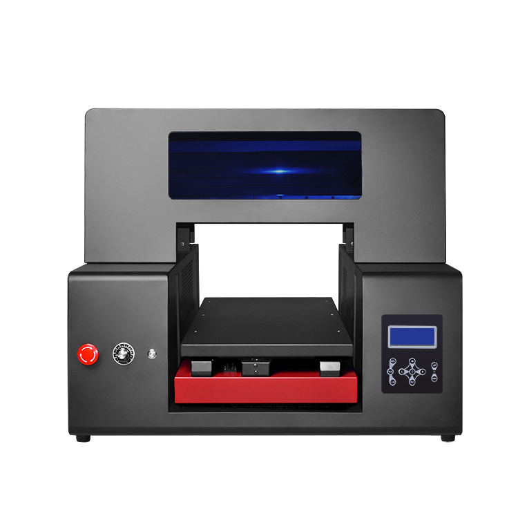 2020 Direct to Substrate 6colors CMYKW Varnish A3+ UV Led <strong>printer</strong> Manufacturer in Shenzhen