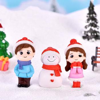 Christmas Decoration Miniature Ornament Figurines Santa Snowmen Fairy Garden Dollhouse Home Decor Accessories Buy Aliexpress Aliexpress Com Online Shopping Product On Alibaba Com