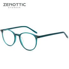 Ретро очки, оправа для женщин, оптическая близорукость, прозрачные очки, ацетатная оправа, Ретро стиль, 2020, оправа для очков, очки BT3016(Китай)