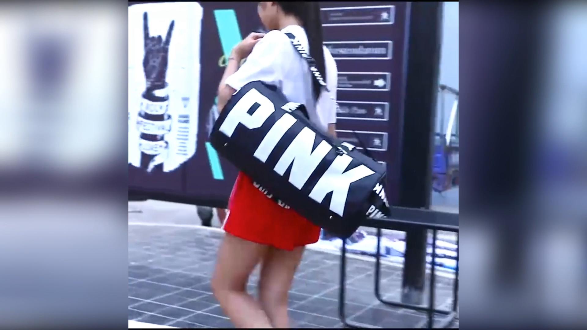 Оптовая продажа; Популярные OEM спортивная одежда для занятий спортом вещевой сумки в минималистском стиле Оксфорд, водонепроницаемый, рюкзак для путешествий, Сумки для дам