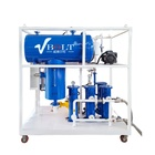 Purifier Automatic Control Oil Purifier Equipment Machine Oil Filter Black Oil Recycling Plant Manufacture