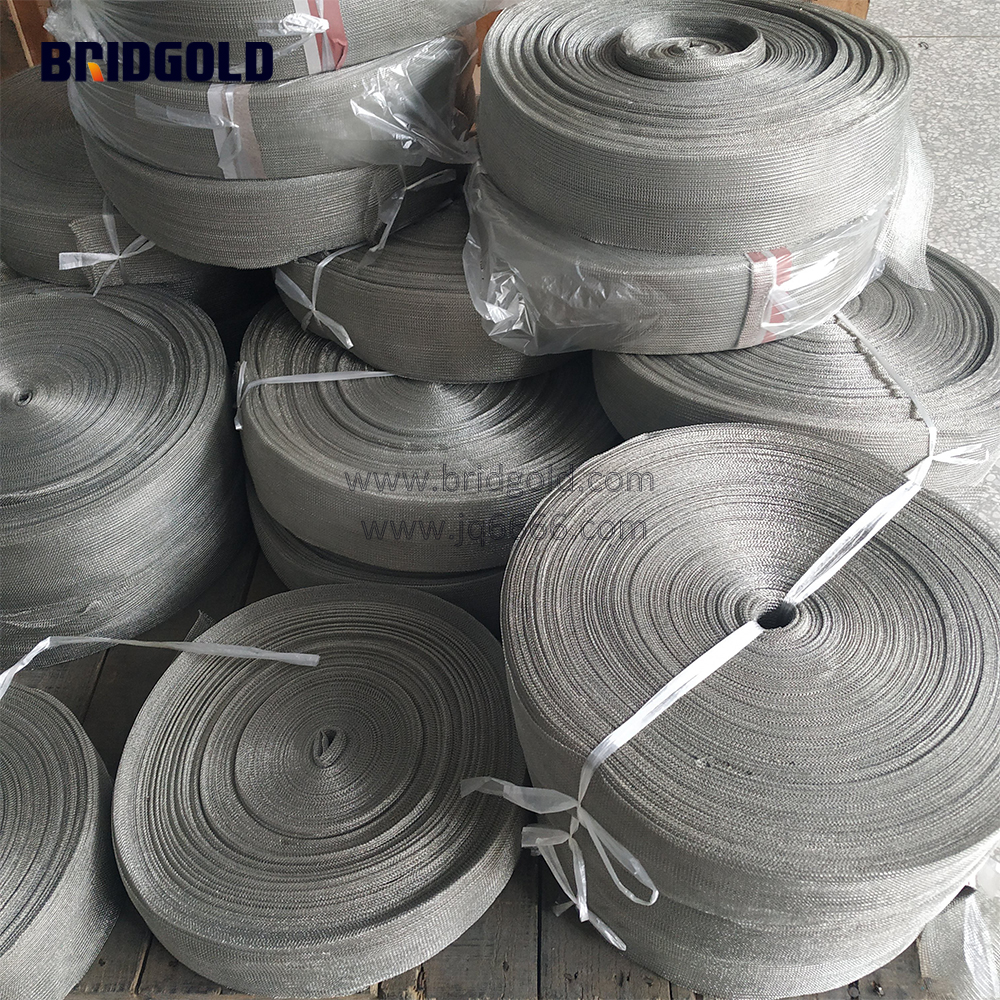 Alibaba market hot sale 60mm width knitted copper mesh home application pest control ready to ship