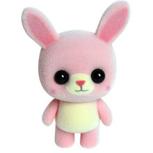 1 шт. мини-кошки маленькие милые флокированные куклы игрушки Kawaii украшения игрушки для девочек маленькие изысканные рождественские подарки...(Китай)