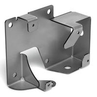Clip Cover And Stamping Service Precision Aluminium Sheet Metal Bending