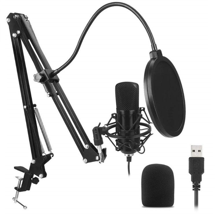 2020 Baru Konferensi Nirkabel Studio Condenser Microphone