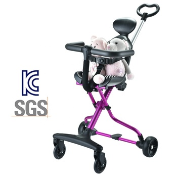 good quality cheap price folding lightweight luxury bicycle stroller
