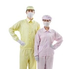 Cleanroom Antistatic ESD Garments Safety Protection Cleanroom Clothing