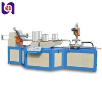China Manufacturer parallel cartoon paper tube cutter toilet paper core making machine