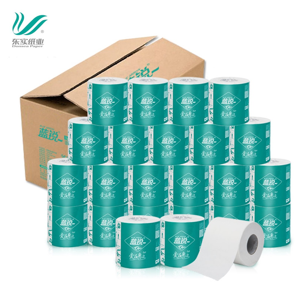 Donsea Commercial Toilet Tissue Industrial Toilet Paper <strong>Roll</strong>