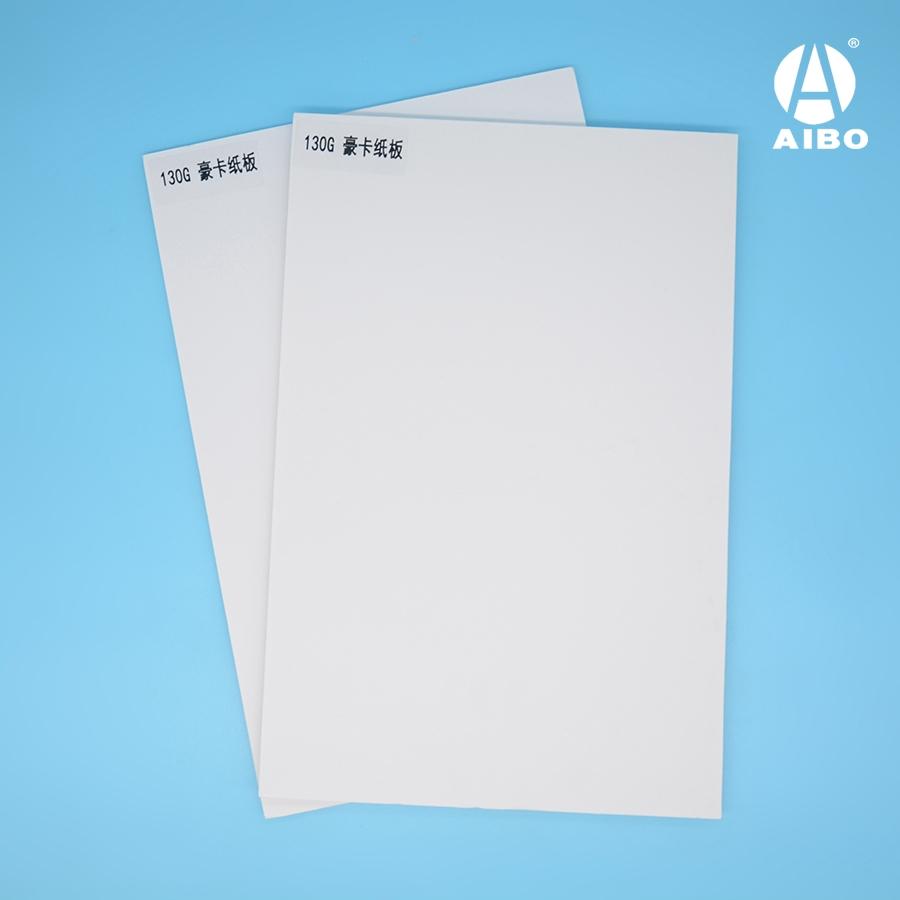מצופה סרט נייר קצף גיליון להדפסה על נייר שילוט אנימציה מציג