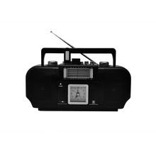 Hoge Kwaliteit Draagbare Dongguan Am/Fm/Sw Zaklamp Oplaadbare Radio <span class=keywords><strong>Cassette</strong></span> <span class=keywords><strong>Recorder</strong></span>