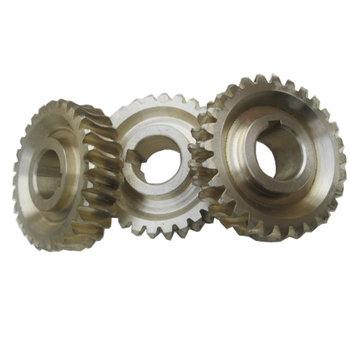 Provide China price high precision wear resistance bronze worm gear