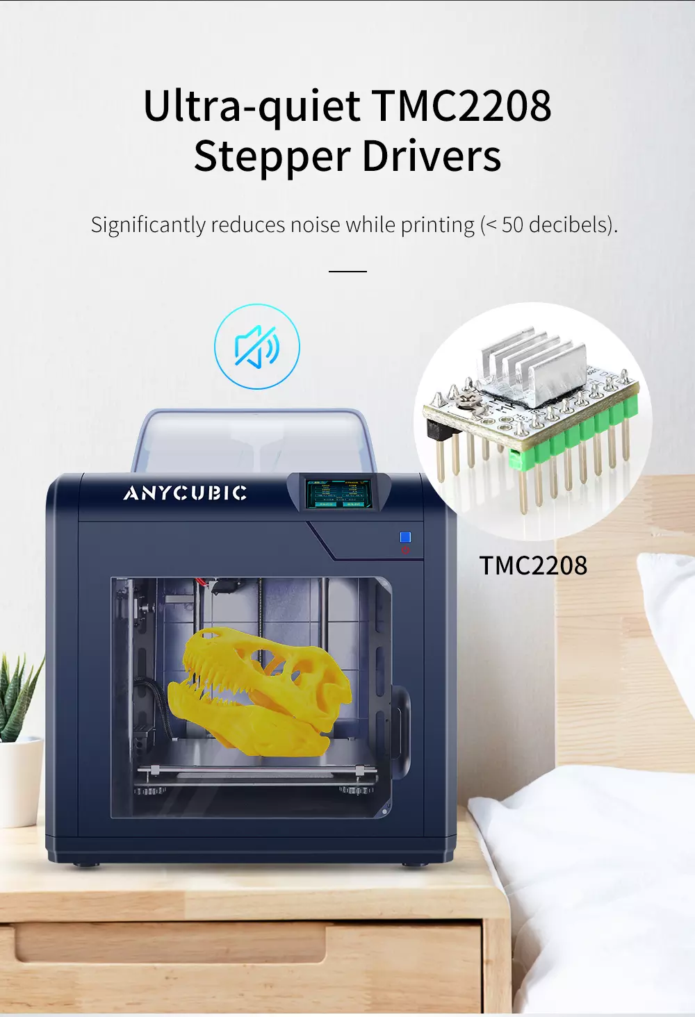 ANYCUBIC 2020 Newest 3D Printer 4MAX Pro 2.0 the new upgra New design FDM 3d printing Machine Enclosed 3d printer