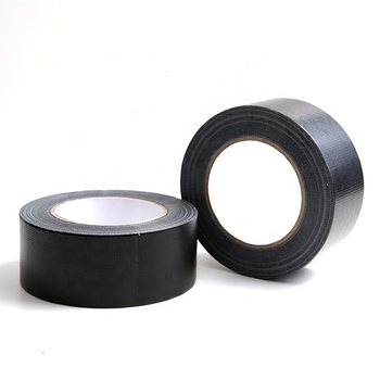 Strong Adhesive Printing Cloth Tape Black Cloth Tape Black Duct Tape