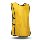 Soccer Training Pinnies/Scrimmage Vests/Sports Bibs Sizes Ranging from Kids to XL