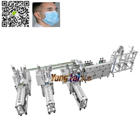 surgical dust proof face mask making machine