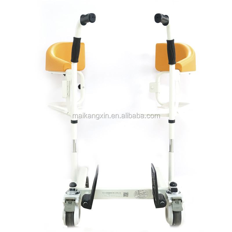 Moving Machine for lower limbs group Multifunctional Lift with Toilet seat Cushion Nursing Chair Bath Patient Elderly Transfer