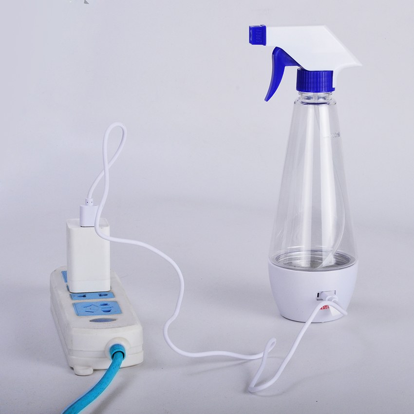 Adjustable concentration of sodium hypochlorite disinfectant <strong>maker</strong> quickly generates 84 disinfectants