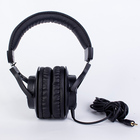 Studio Professional Recording Studio Customize Monitor Headphone Wired Stereo Headphones Noise Cancelling For Mixer CDJ Computer