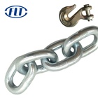 DIN766 26mm Chain Manufacture for Galvanized Chain Link Fence
