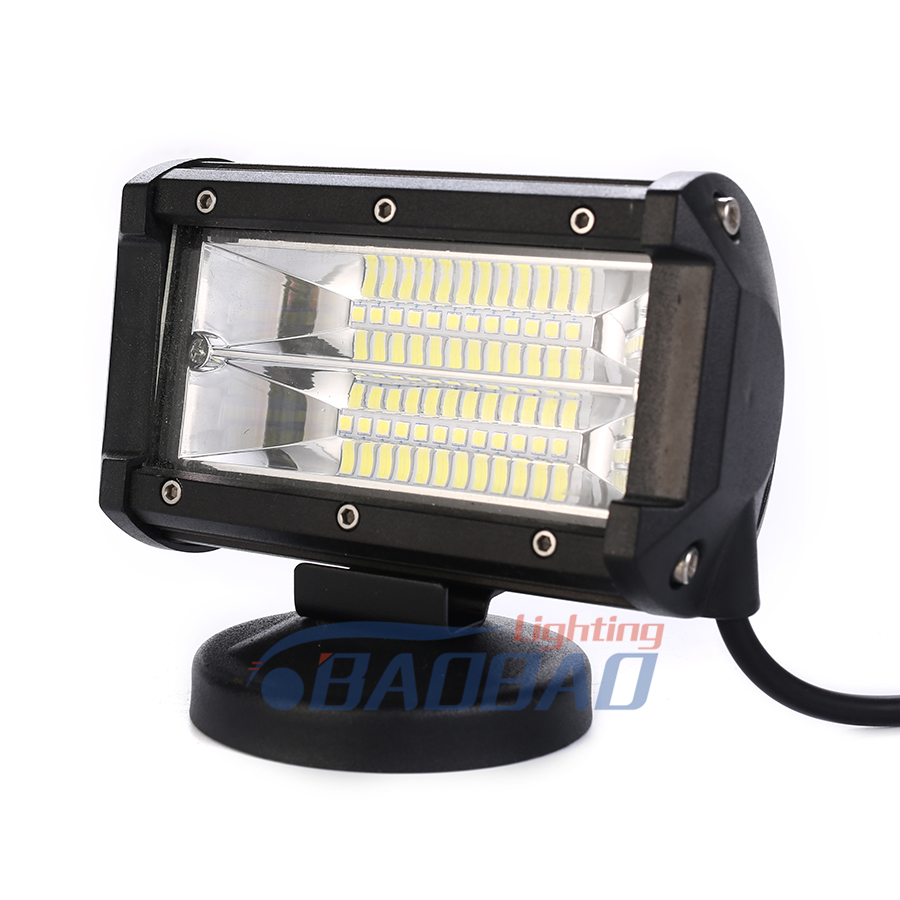 Factory Supply Led Car 18W led work light Round Offroad Auto Led Work Light 6led Led Headlight Led Driving Light