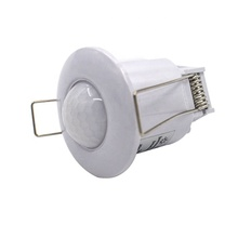 Di <span class=keywords><strong>Qualità</strong></span> del Hight AC110V-240V 50/60Hz 360 Gradi Mini Da Incasso A Soffitto PIR Interruttore del Rivelatore del Sensore di Movimento di <span class=keywords><strong>Occupazione</strong></span>