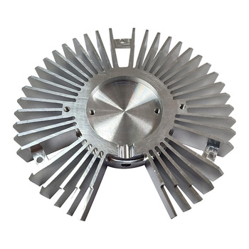 Customized Led Strip Heatsink Aluminium C Led Extrusion Profile Enclosures Aluminum Extruded