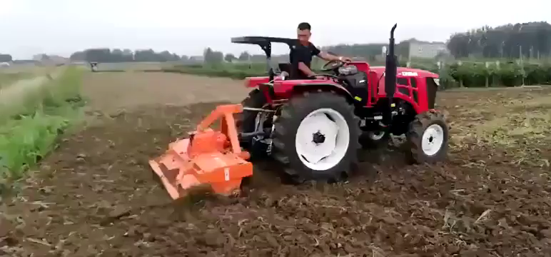 New design China manufacturer 100hp  farm tractor