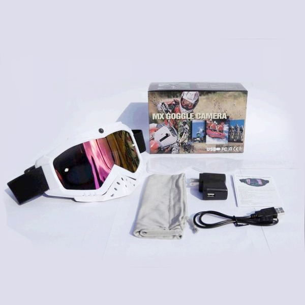 QZT Free Shipping Wide Angle FULL HD 1080P Camera +taking photo Goggles