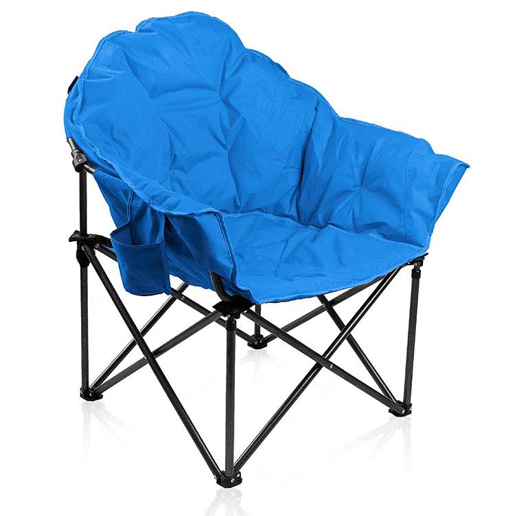 Coperta pieghevole cuscino di ricambio camera sole camo divano per il tempo libero per adulti mezza spiaggia sedia pieghevole luna