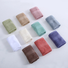 New Custom Style Luxury Hotel Set Embroidery 100% Cotton Suitable For Bath/Face/Hand Hotel Towel